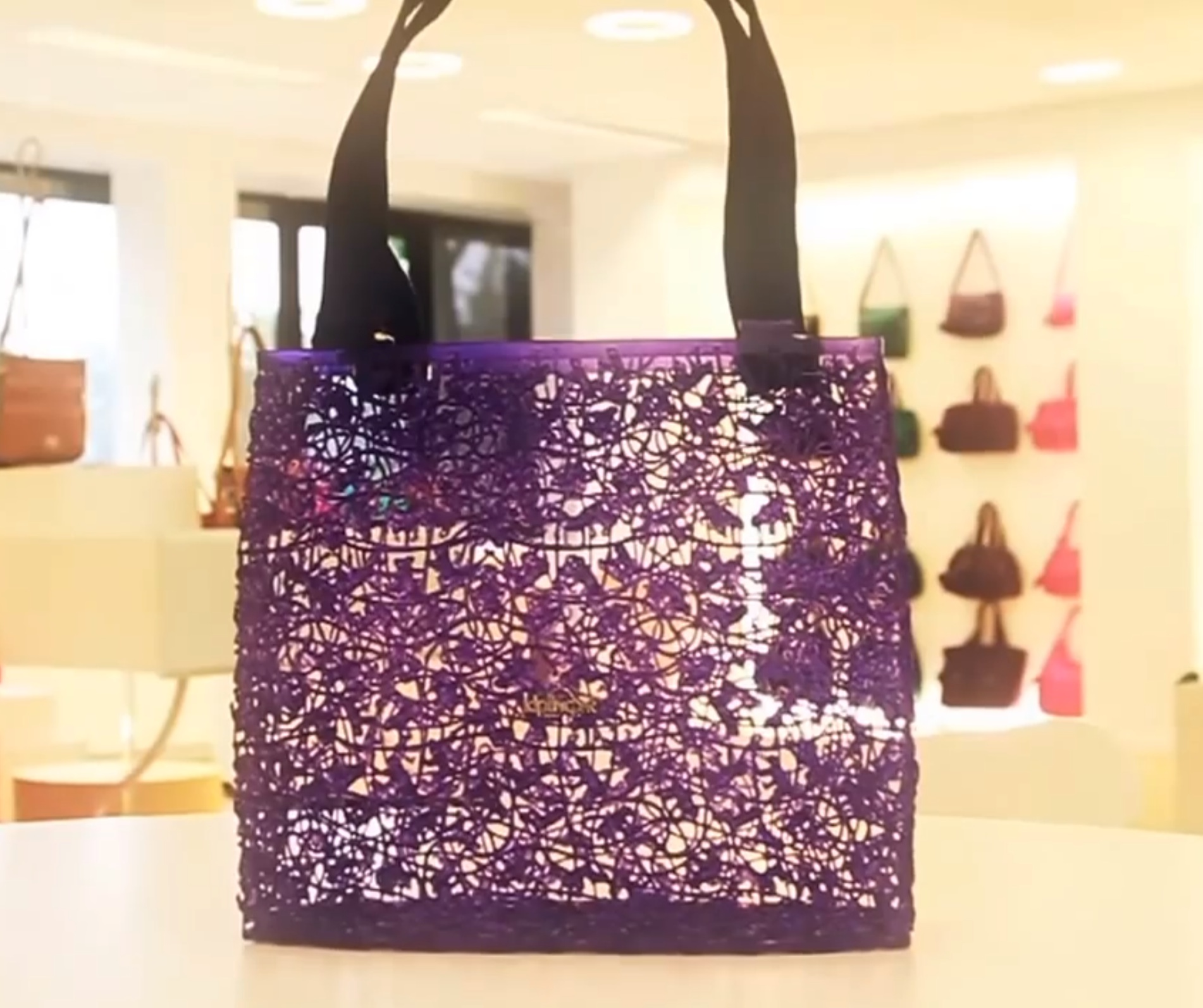 Win a Free 3D Printed Flexible Bag