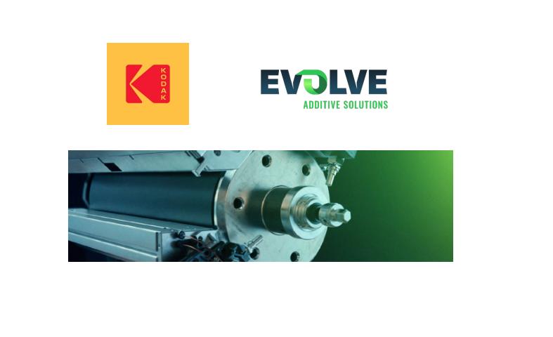 Evolve STEPs Forward with Kodak Partnership