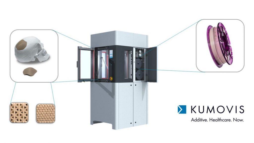 Kumovis Updates On Medical 3D Printing