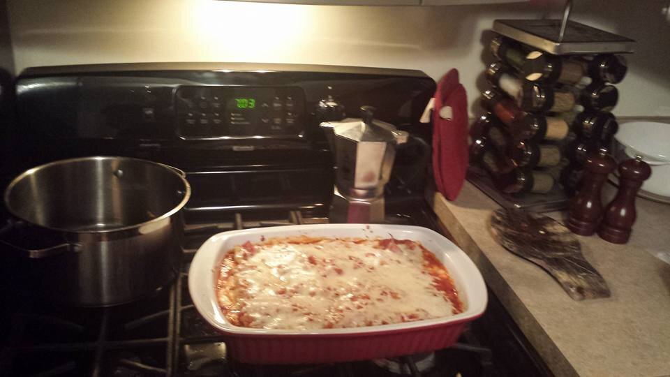 , Layer-By-Layer Lasagna