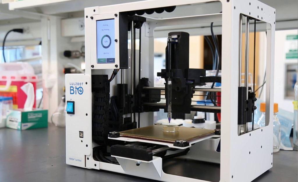 Meet The LulzBot Bio 3D Printer