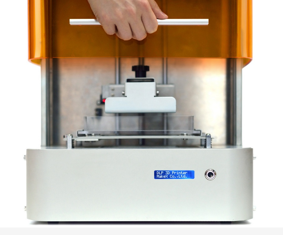 The M-One 3D Printer