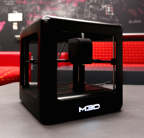 M3D's Micro 3D Goes Retail