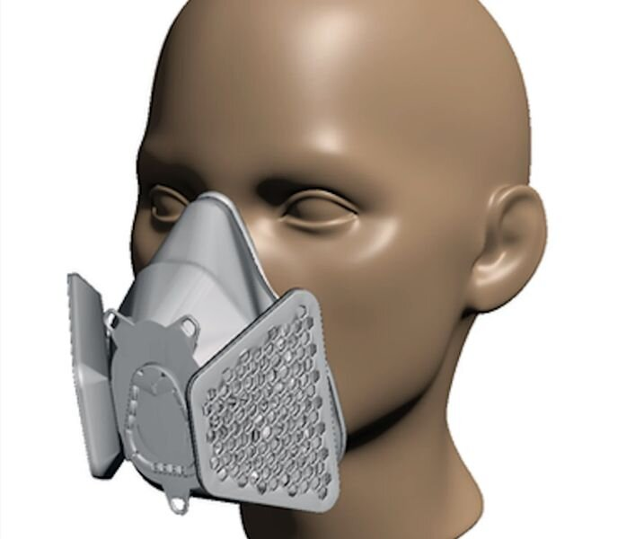 """, Free 3D Printable """"Maker Mask"""" Receives Federal Approval"""