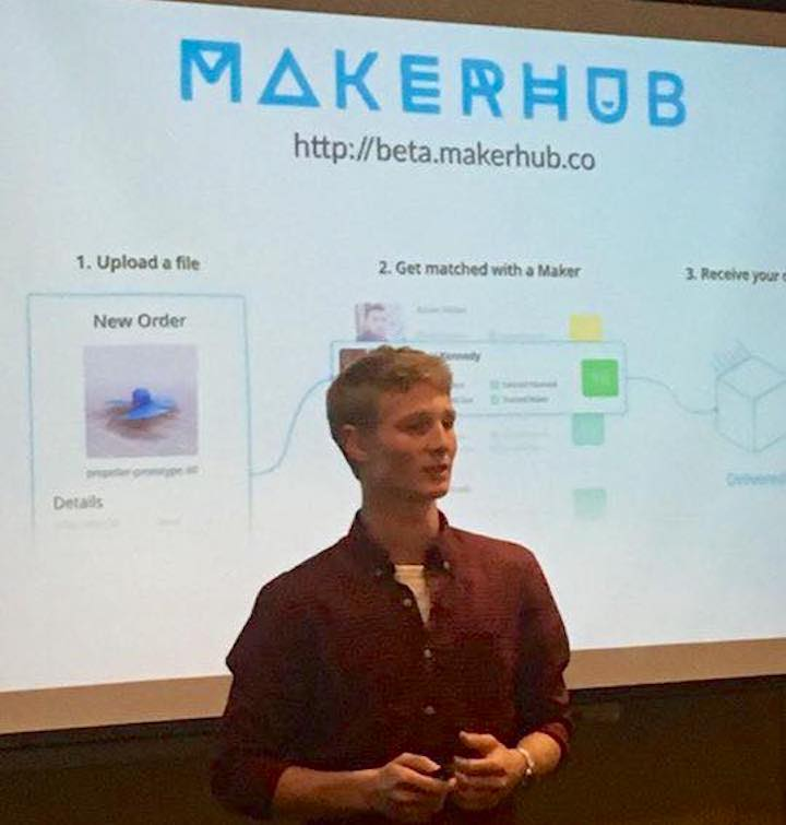 Another Community 3D Printing Network: MakerHub