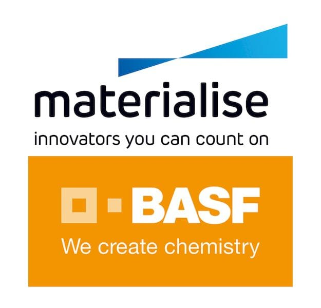 BASF's Biggest Step into 3D Printing Yet