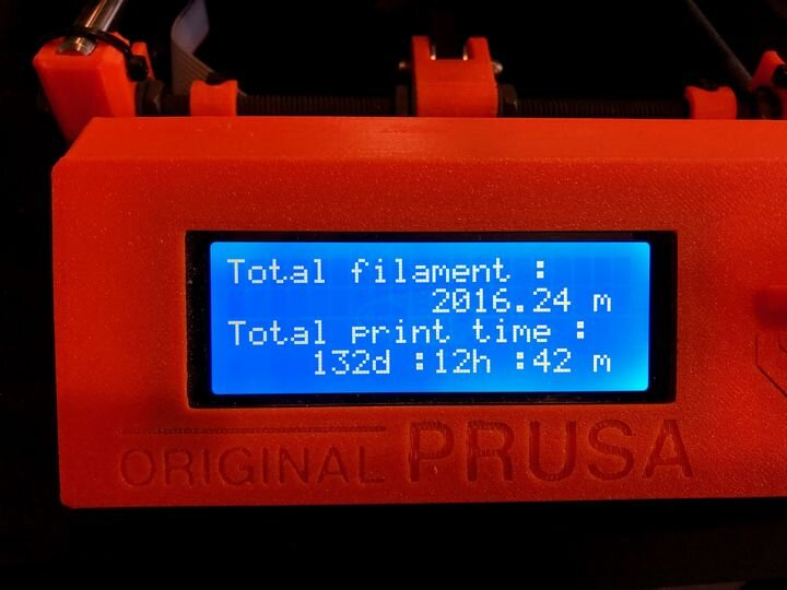 Confusing message after the Prusa MMU2S multi-material upgrade [Source: Fabbaloo]