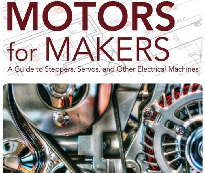 Book of the Week: Motors for Makers