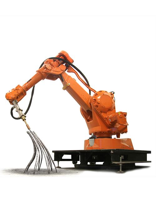 The MX3D: A Robotic 3D Printer