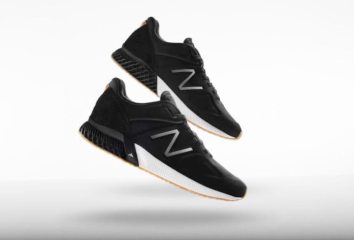 New Balance TripleCell custom 3D printed shoes [Source: New Balance]