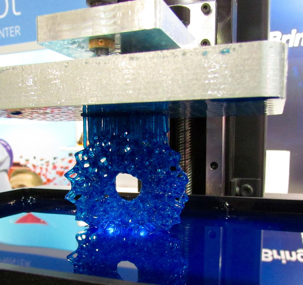 NewPro3D's Speedy ILI 3D Printing Technology