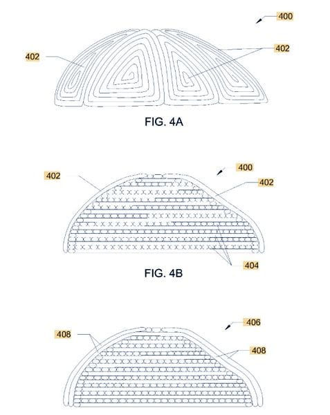 """Image from Autodesk's patent on """"Systems and methods for improved 3D printing"""" [Source: Google Patents]"""
