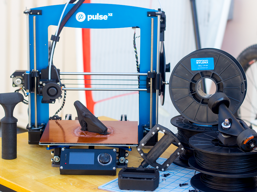 , MatterHackers, 3D Printing, and the Road to Making Anything