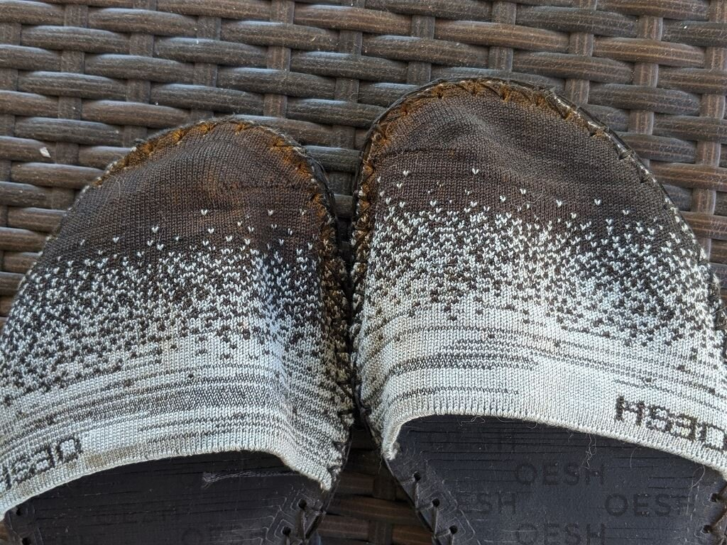 Light discoloration at the toe? [Image: Fabbaloo]