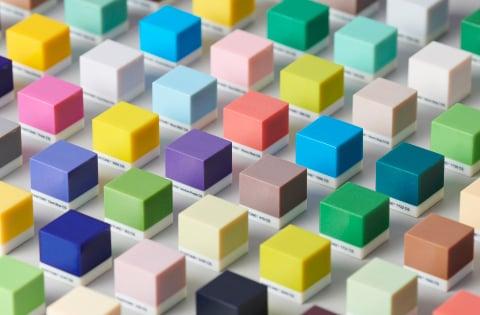 3D printing in Pantone colors [Image: Stratasys]