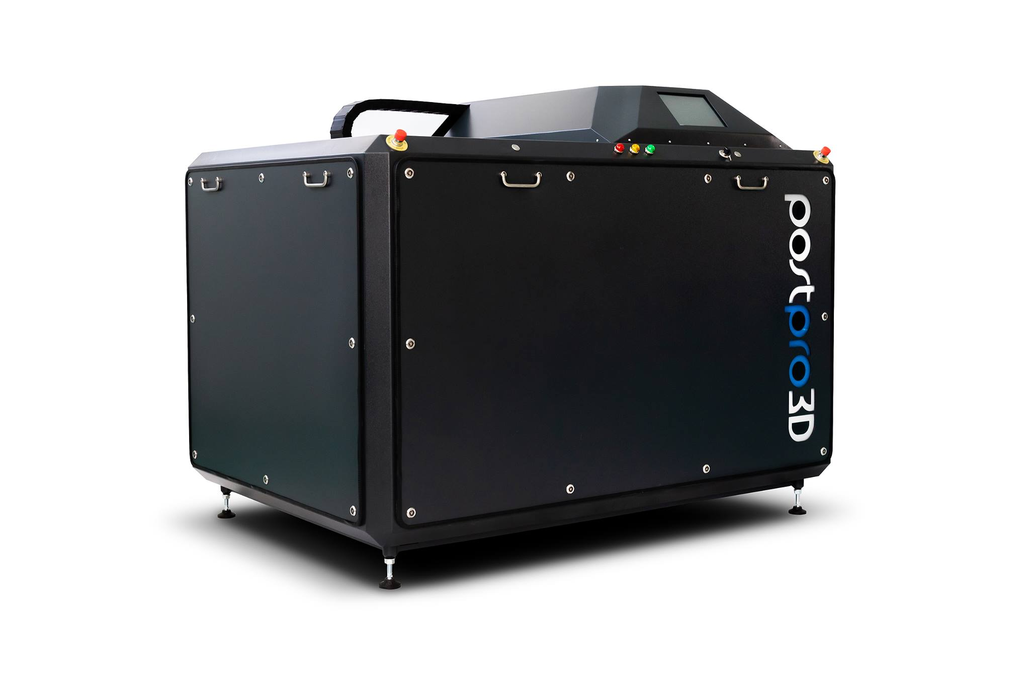 PostPro3D, AMT's automated post processing solution for smoothing thermoplastic polymer 3D parts [Image: AMT]