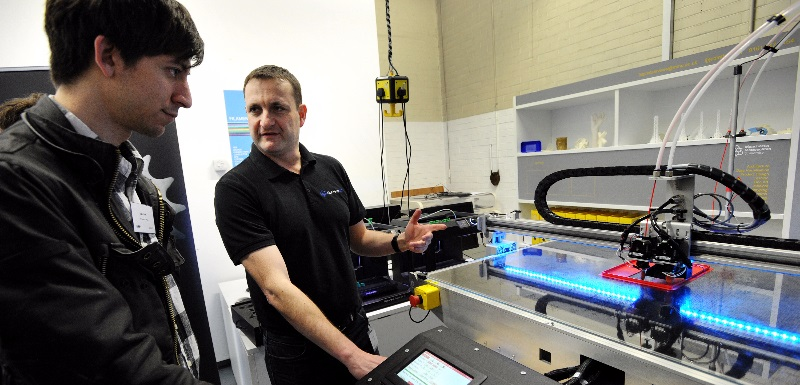 Trends In 3D Printing Today: Application-Specific Solutions, Training
