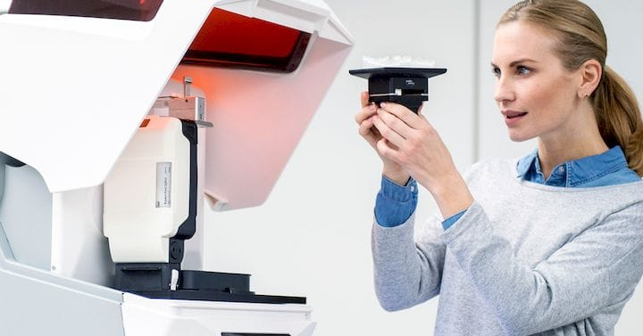 Ivoclar Vivadent's integrated dental solution could foreshadow the future of 3D printing [Source: Ivoclar Vivadent]