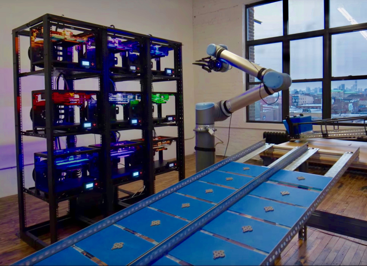 Extreme 3D Printing Automation at Voodoo Manufacturing