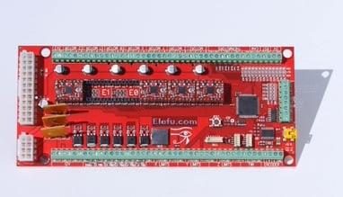 The RA 3D Printer Controller