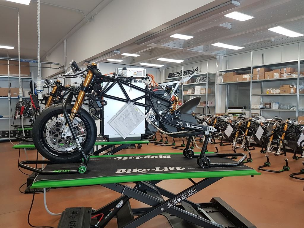 From The Ashes: CRP And Energica Rebuild For MotoE
