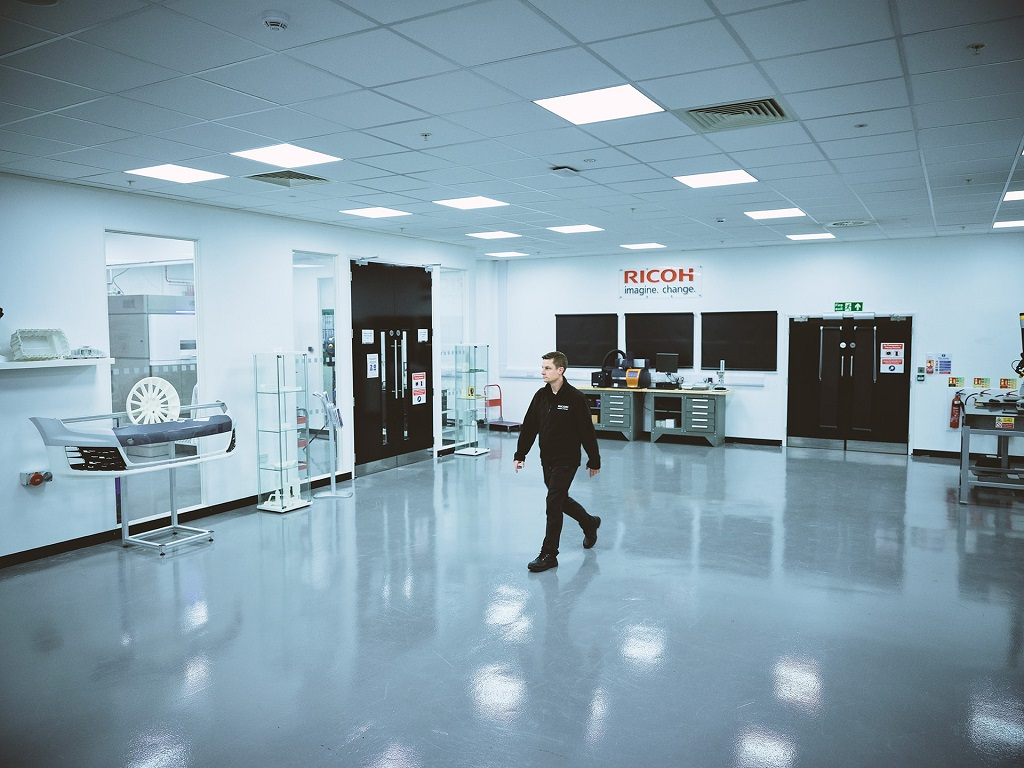 Ricoh Europe Takes Control Of Its Own 3D Printing Destiny