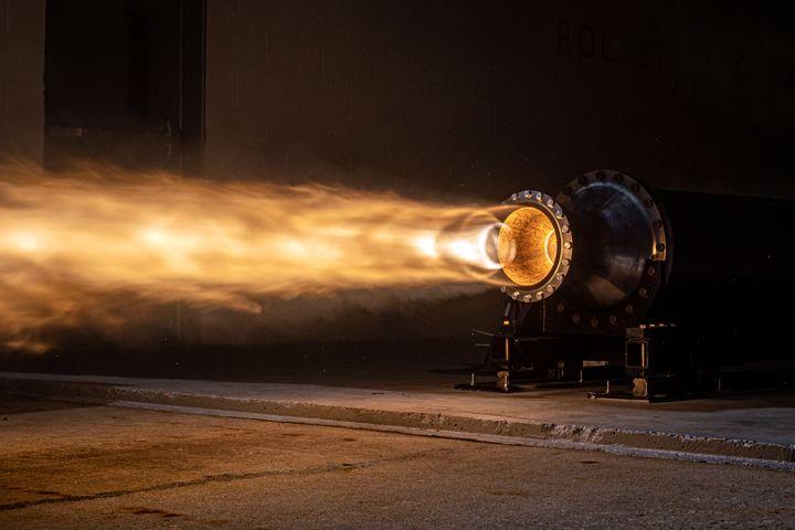 Rocket Crafters Tests STAR-3D 3D Printed Rocket Engine