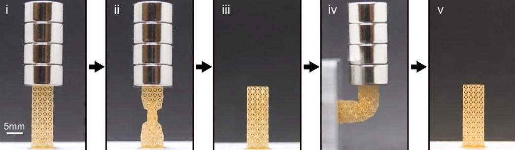 4D Printing and Metamaterials
