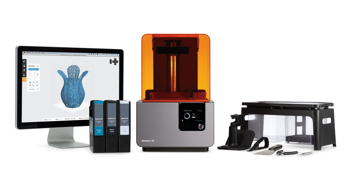 The Formlabs ecosystem