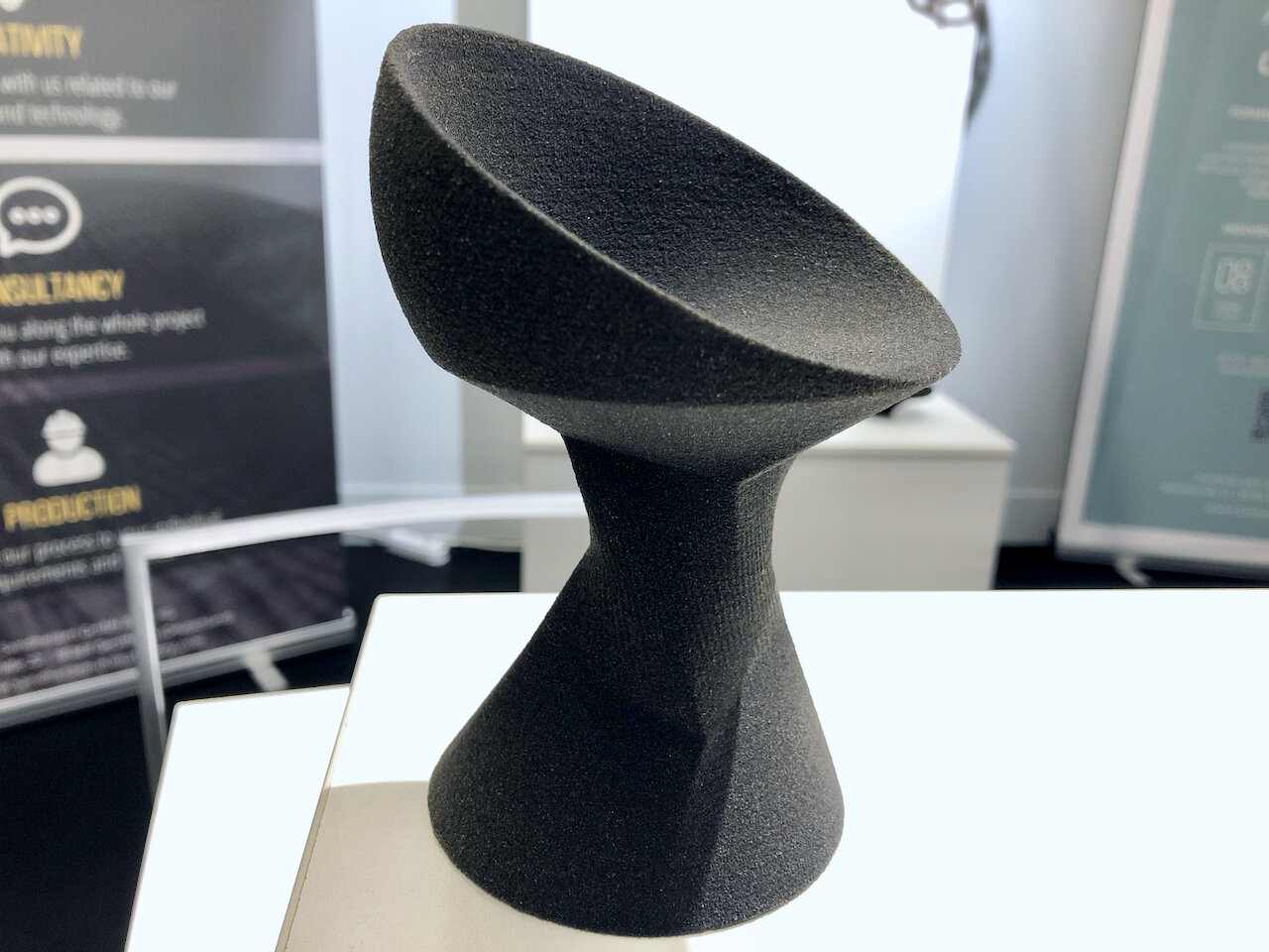 Another artistic 3D print by Sandhelden [Source: Fabbaloo]