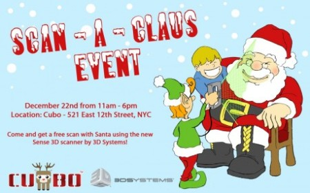 Scan-A-Claus? In New York City?