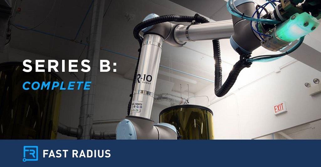 $48M for Fast Radius