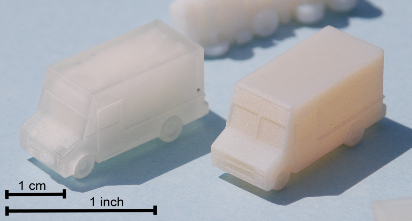 Shapeways Introduces New Detail Material