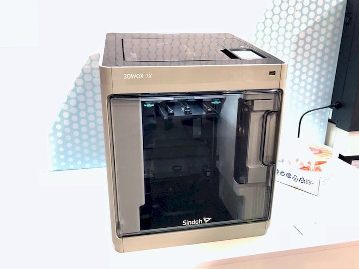 , An Update On Sindoh's 3D Printing Plans