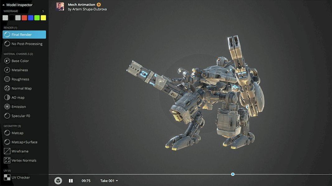 , Sketchfab Launches Sketchfab Store, Lets Designers Monetize 3D Models