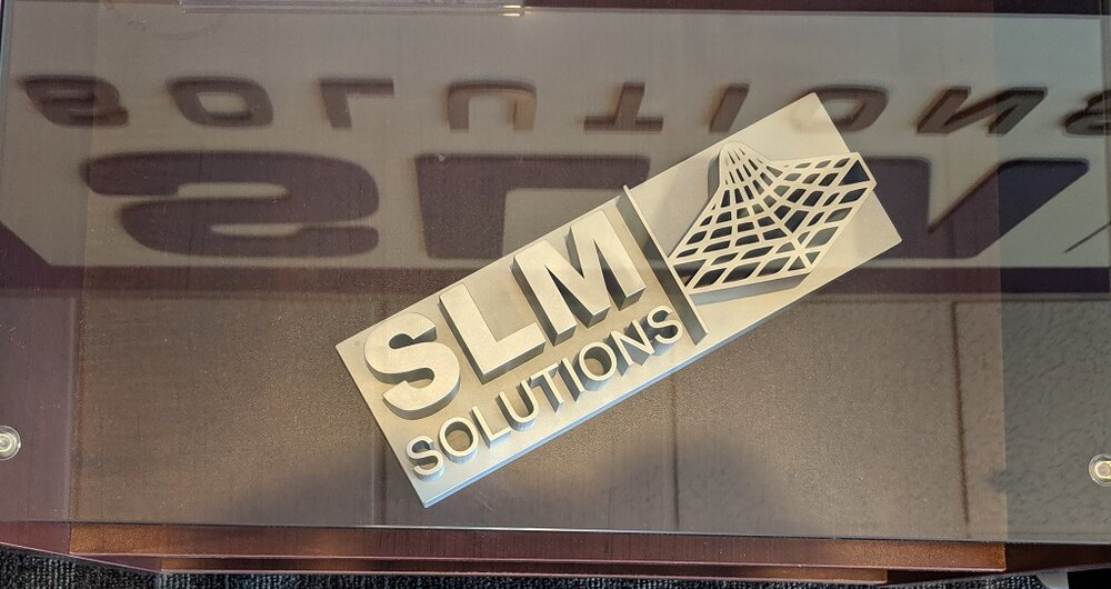, SLM Solutions Continues To Reconfigure, Focus On The US Market