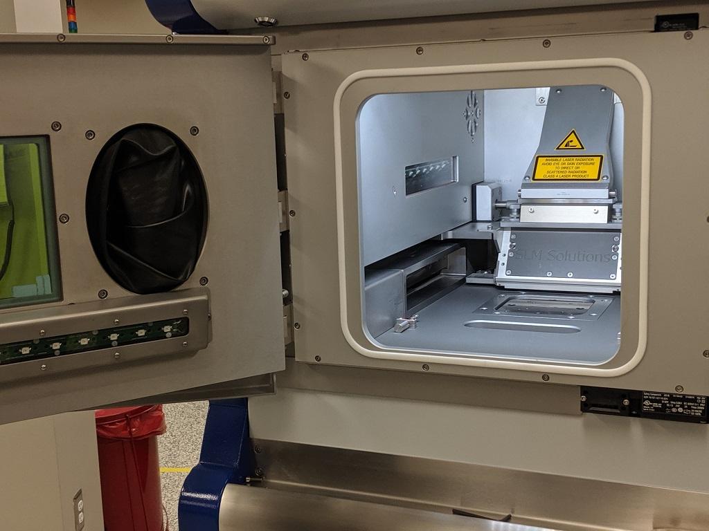 The Original In SLM 3D Printing: Inside SLM Solutions