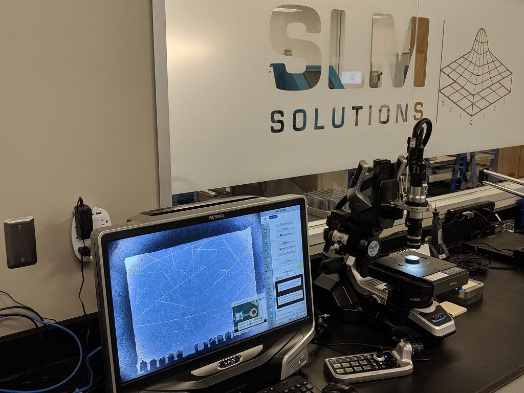 , SLM Solutions' Operations Updates