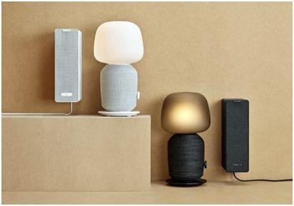 IKEA's SYMFONISK WiFi audio system [Source:  IKEA ]