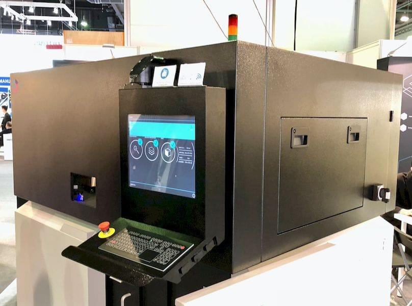 The Sonda Sys SL 01 3D Printer