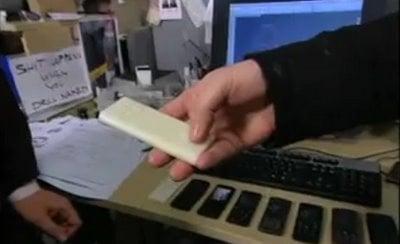 Sony Ericsson's 3D Printing Habits