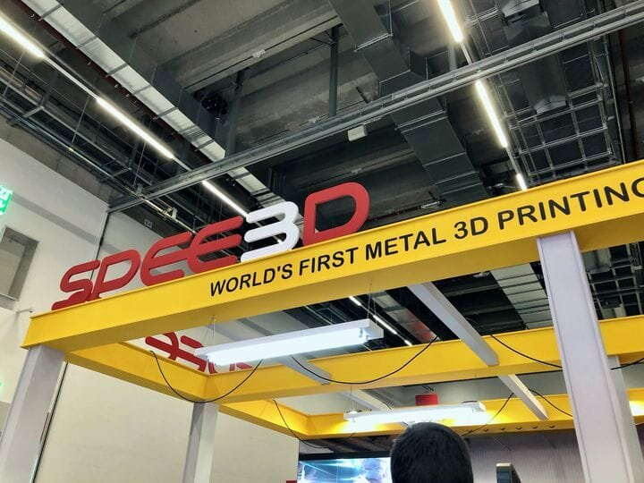 SPEE3D's metal 3D printing process is indeed speedy [Source: Fabbaloo]