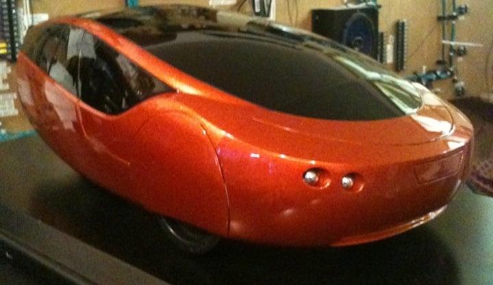 Stratasys Prints A Car!