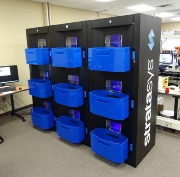 Stratasys Enters The 3D Printing Array Biz