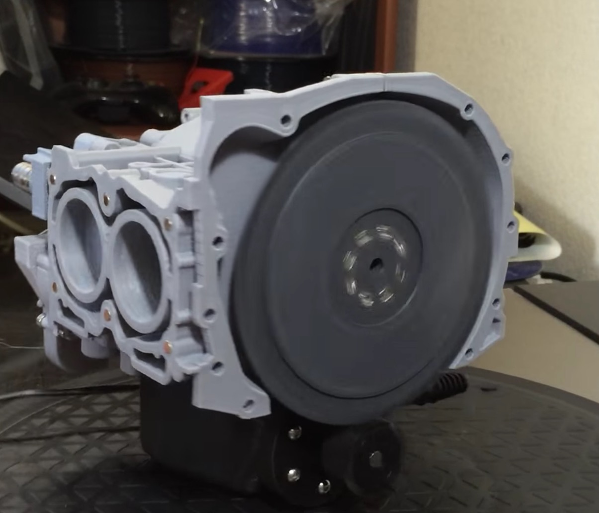 , Design of the Week: Subaru WRX EJ20 Boxer Engine