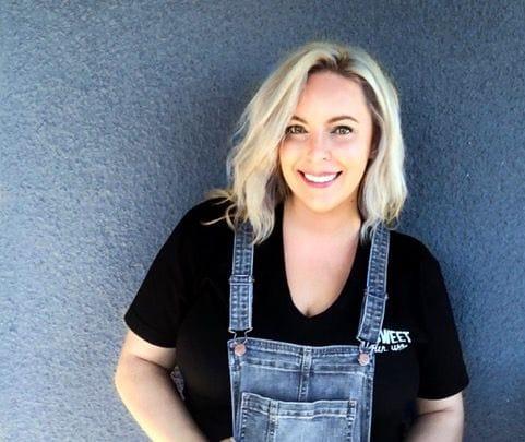 Erica Diamond of SweetYourWords
