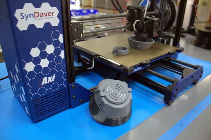 A New 3D Printer Company From The Ashes Of LulzBot?