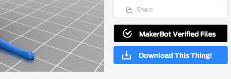 Finally! Verified For 3D Printing