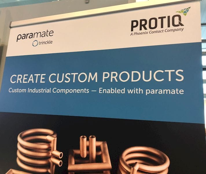PROTIQ's Trinckle-powered generative system