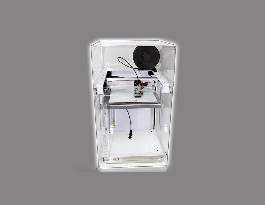 Desktop 3D Printer Enclosures: A Hint of Things to Come?
